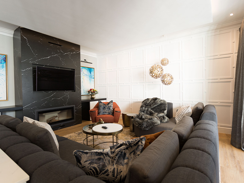 Kim Williams Design – Living Room 10