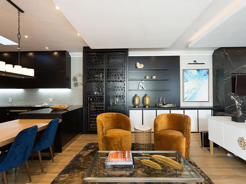 Kim Williams Design – Living Room 13