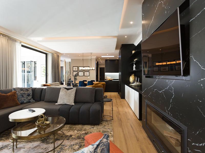 Kim Williams Design – Living Room 8