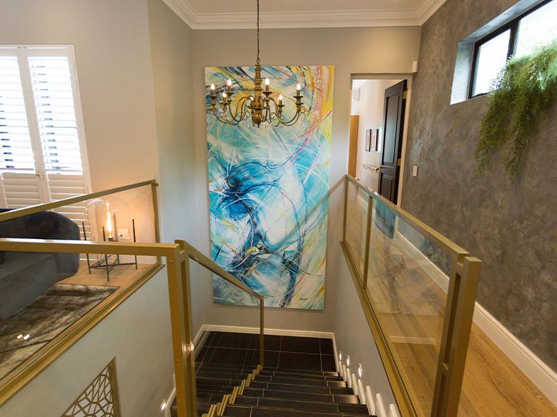 Kim Williams Design – Living Room 9